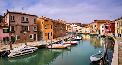 Colourful Murano