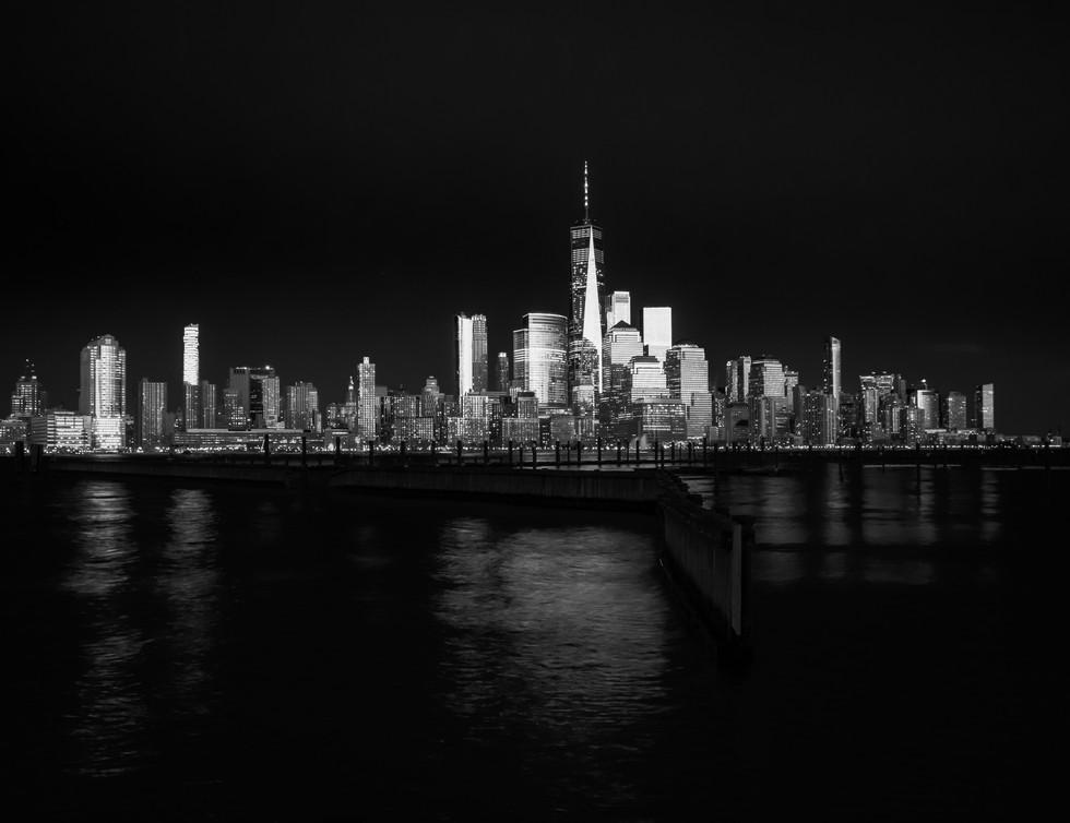 Monochrome Skyline