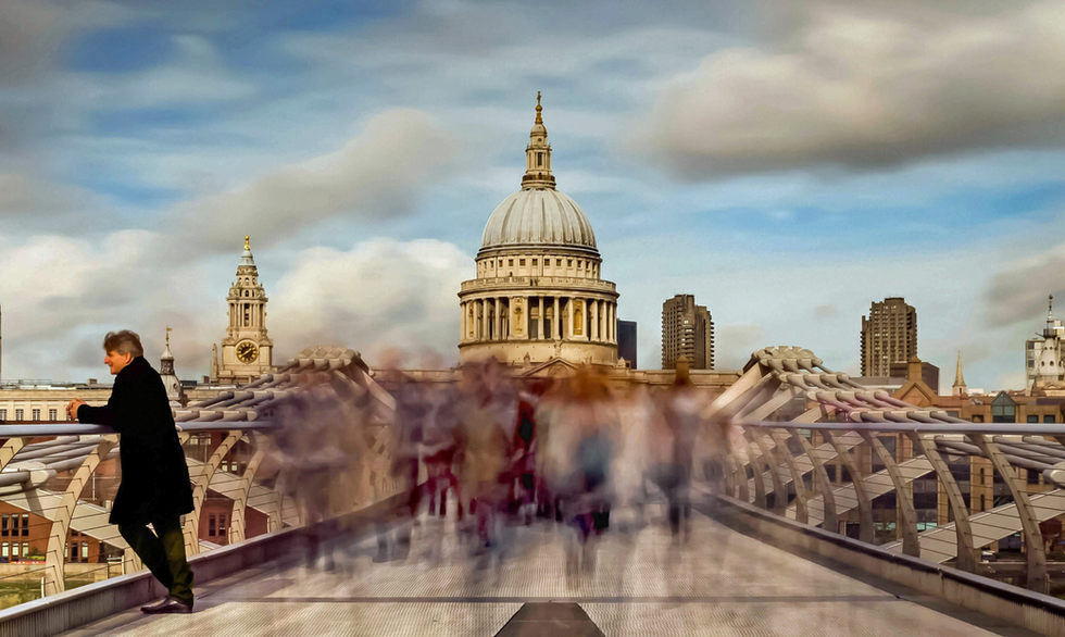 The Ghosts of St Pauls