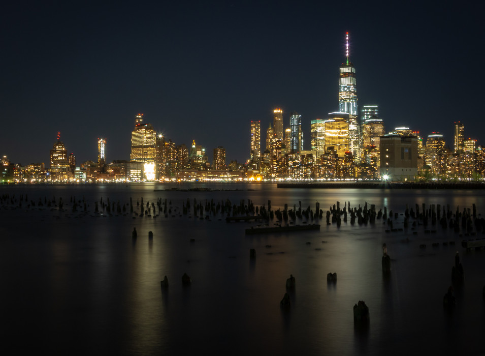NY Skyline taken from Hoboken