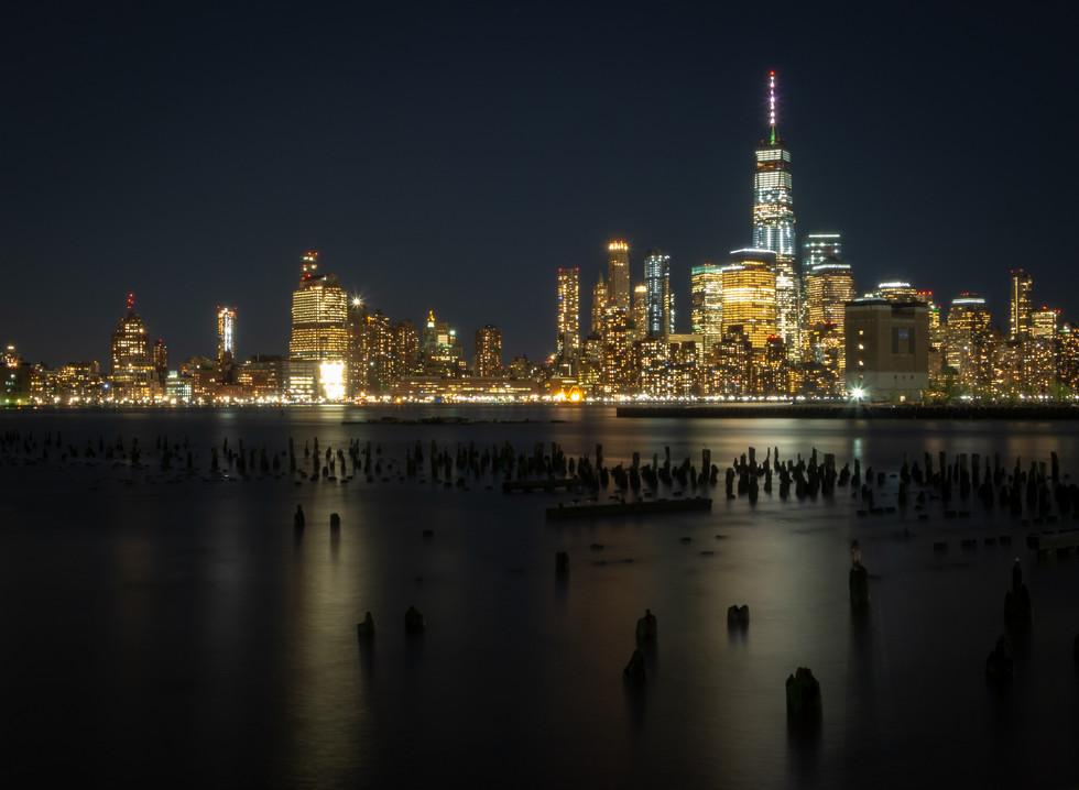 NY Skyline taken from Hoboken