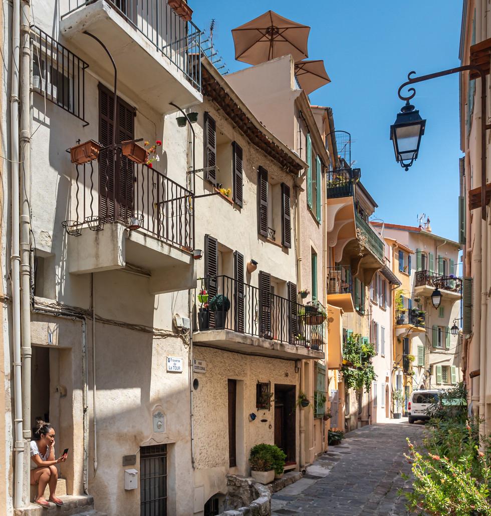 Cannes Street Scene