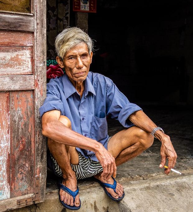 Vietnamese Local Gentleman