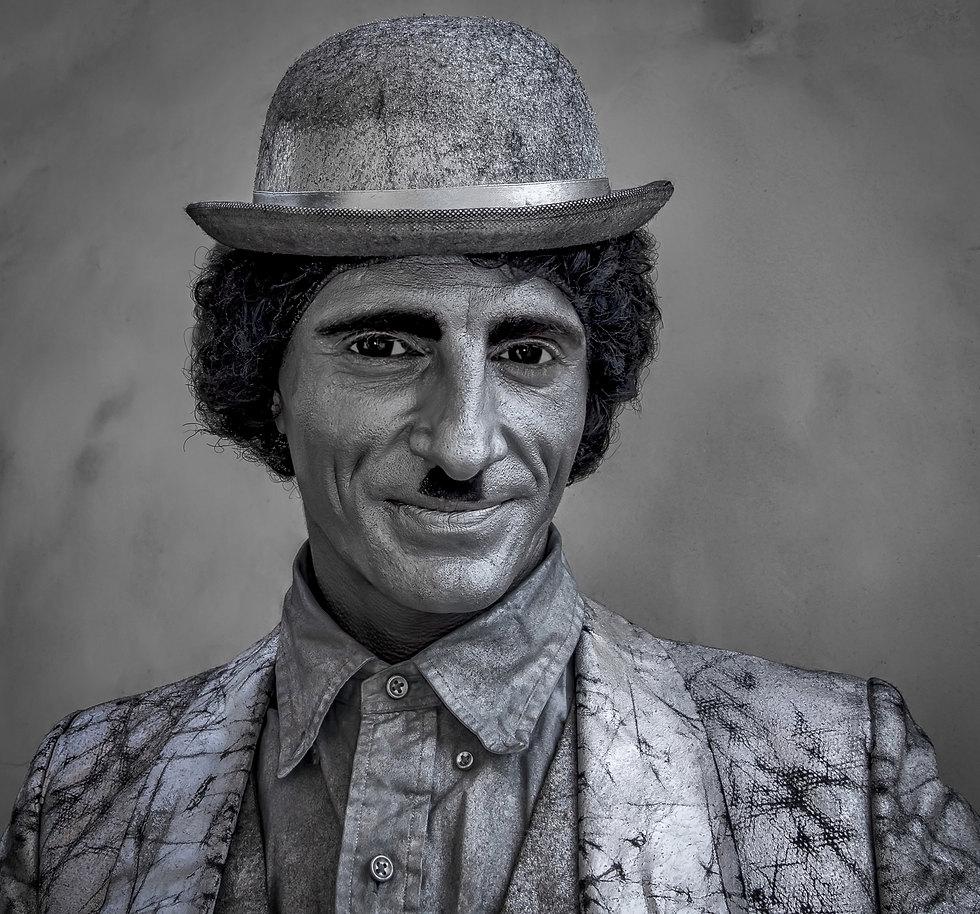 Charlie Chaplin Character