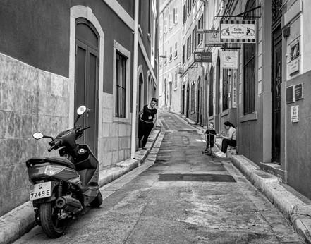 Street Life, Gibralta