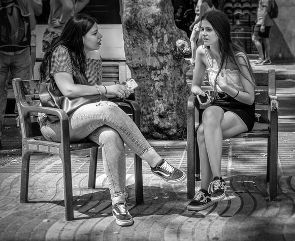 Street Life, Barcelona