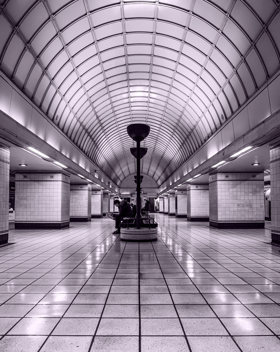 Gants Hill Art Deco Station