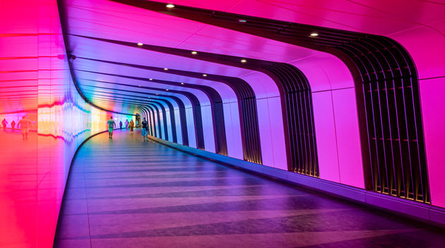 The Coloured Tunnel