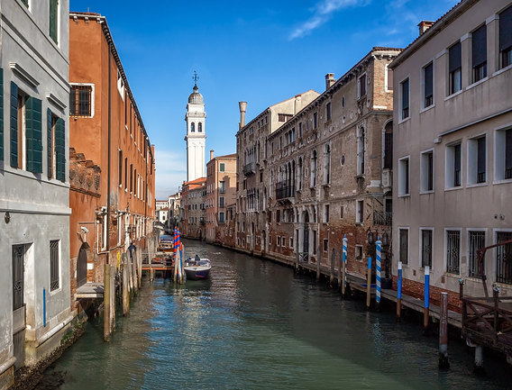A Venice Canal