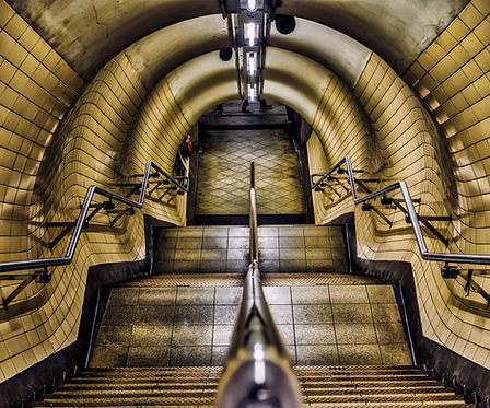Stairs to the Underground