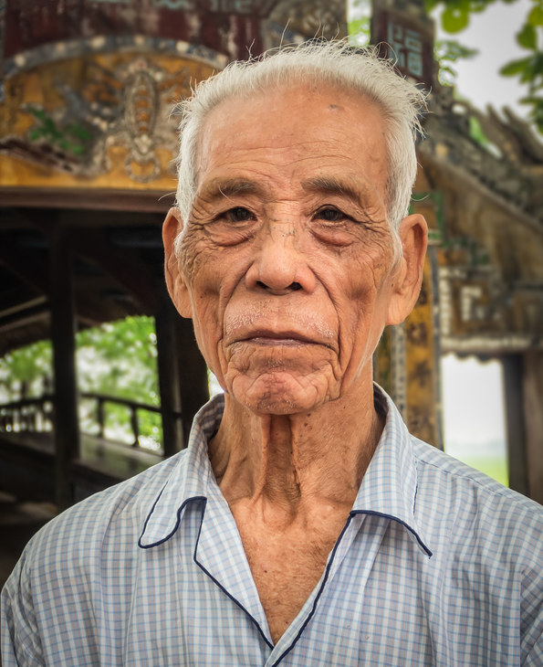 Vietnamese Local Gentleman