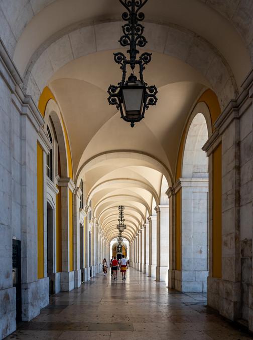 Underneath the Arches, Lisbon