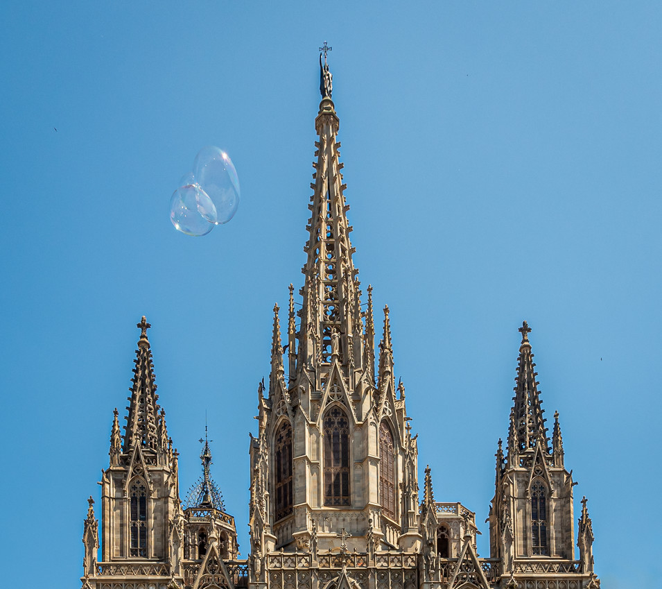 The Bubble and the Cathedral