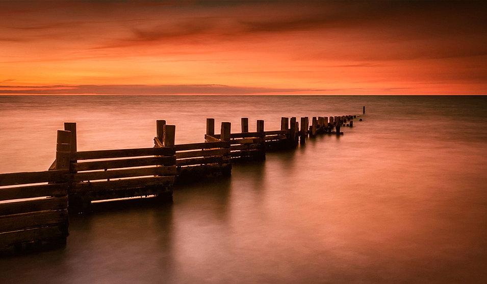 Walcott Sunset