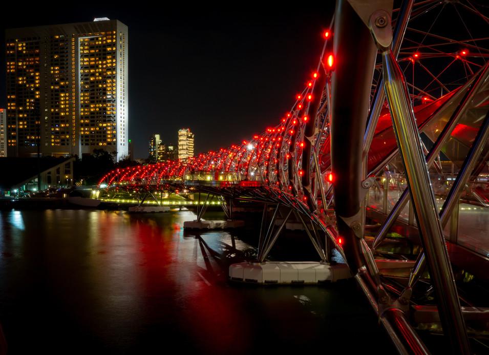 Hilex Bridge, Singapore