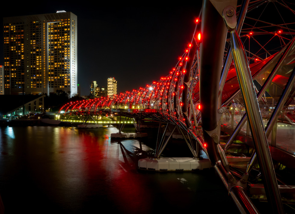 Hilex Bridge, Singapore