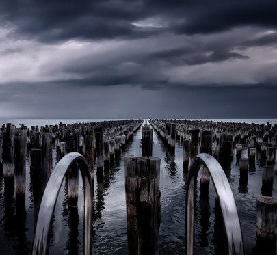 Prince's Pier Port Melbourne