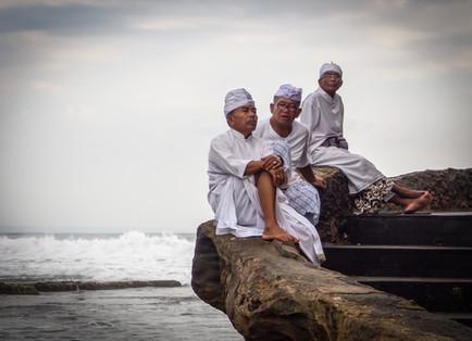 Balinese Religious Men
