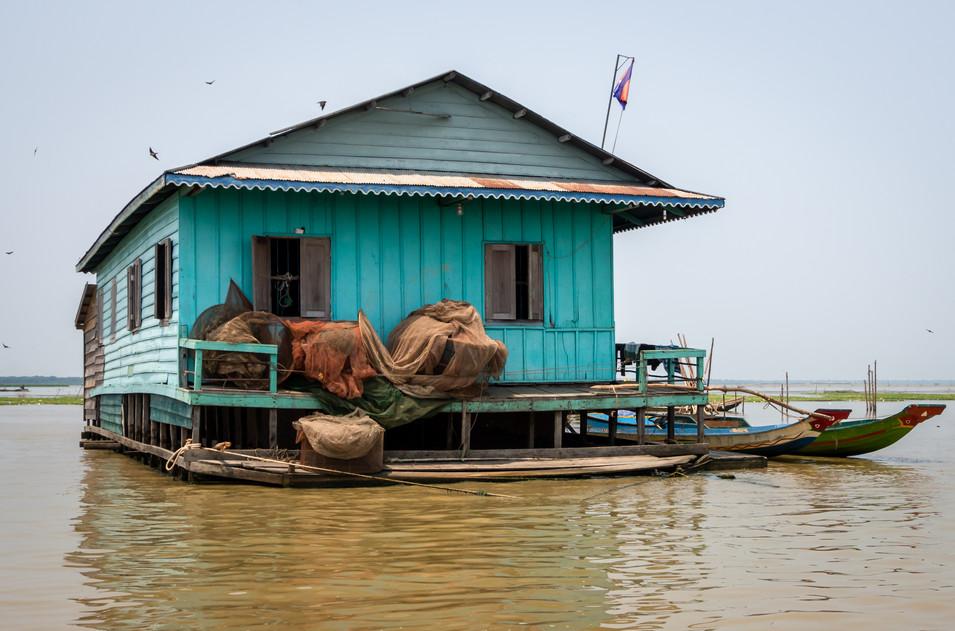Kroko Floating Village