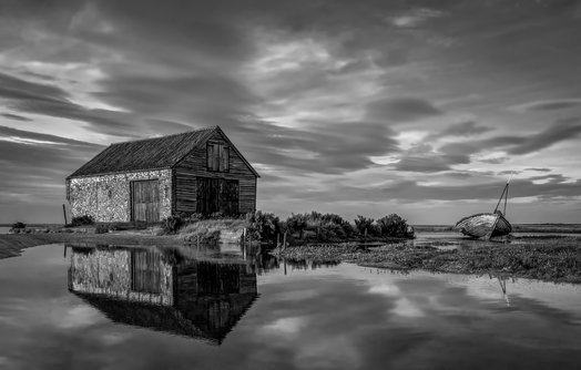 The Coal Shed at Thornham
