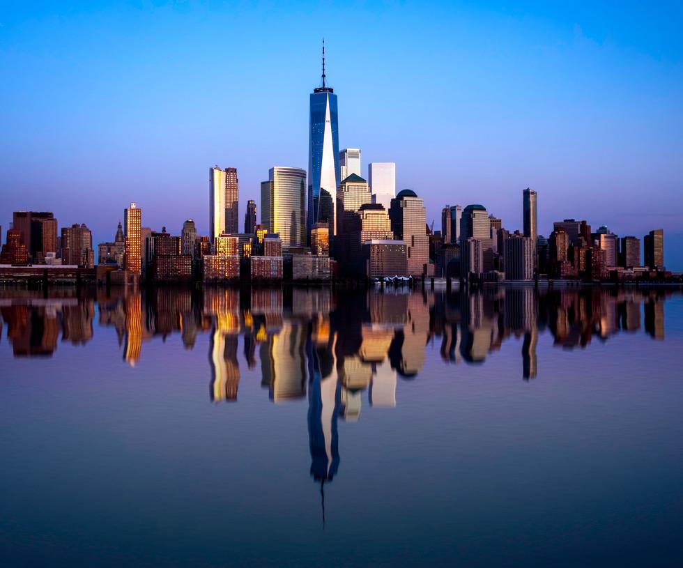 Skyline Reflections
