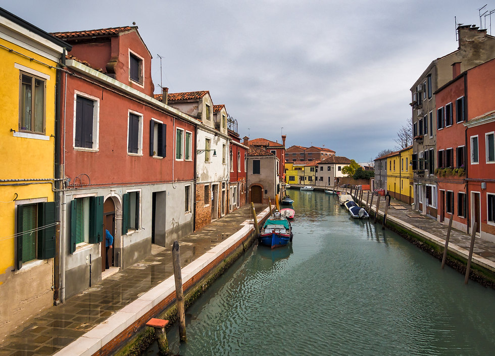 The Colours of Murano
