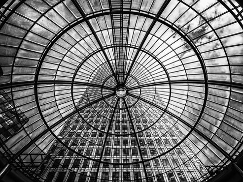 The Dome at Canary Wharf