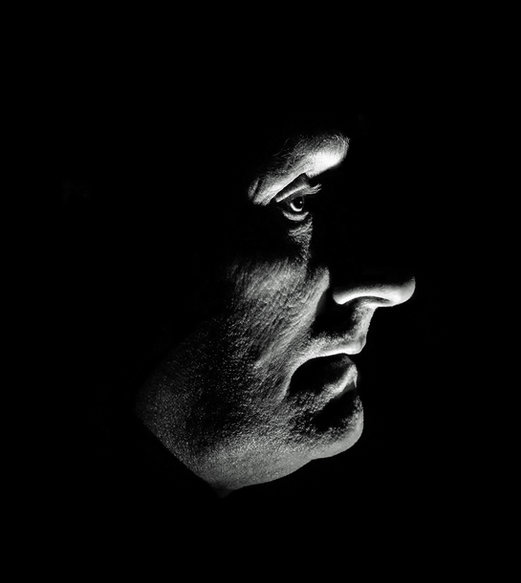 A Face in the Shadows