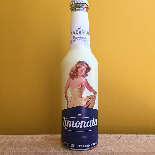 'Retro' Drink - Lemonade - Macario