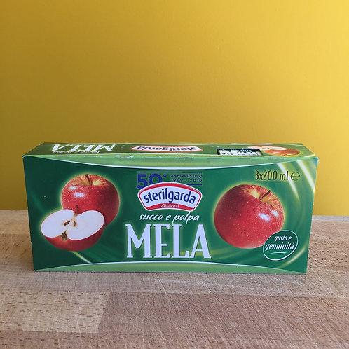 3 x Apple Juice Tetrabriks