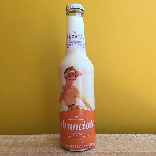 'Retro' Drink - Blood Orange - Macario