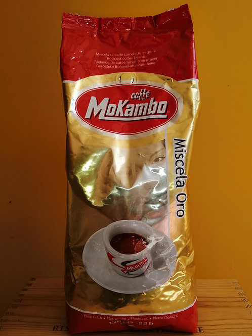Caffé Mokambo - 1 Kg (beans)
