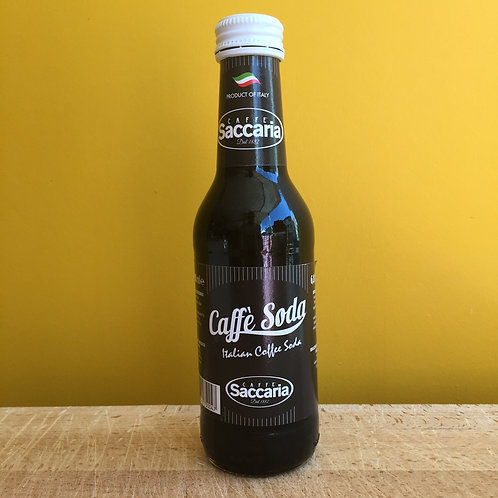 Italian Coffee Soda - Saccaria