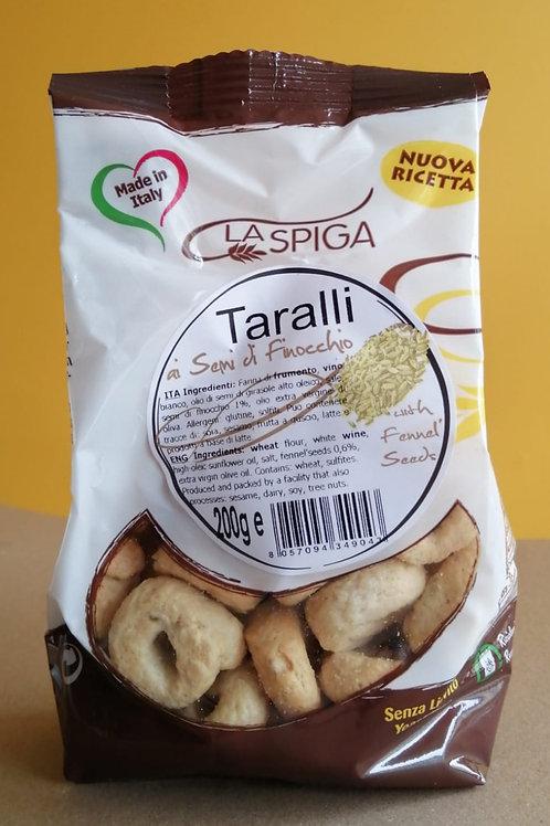 Fennel Taralli