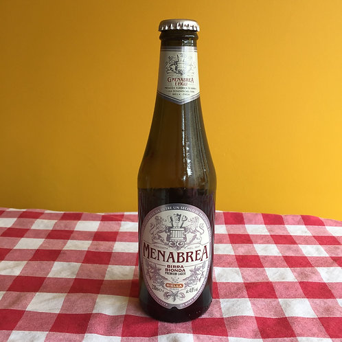 Menabrea Bionda (Lager) - 33cl