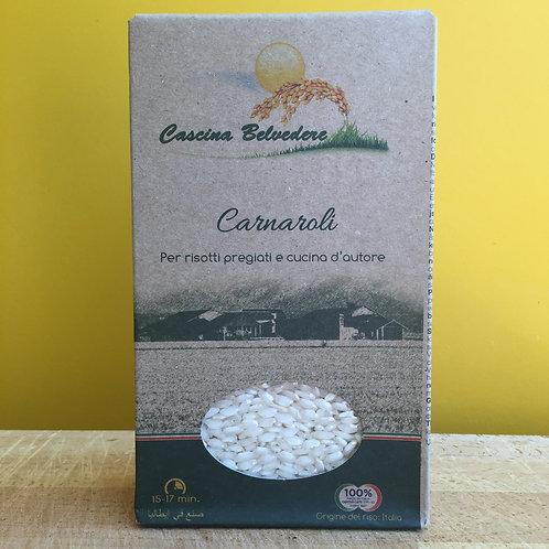 Carnaroli Rice - Cascina Belvedere 500g