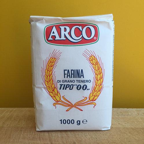 "Farina ARCO - All purpose ""00 Type"" - 1Kg"
