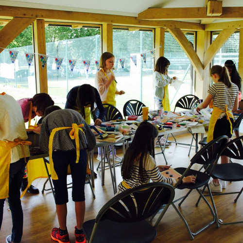 Collaging + Printmaking Party