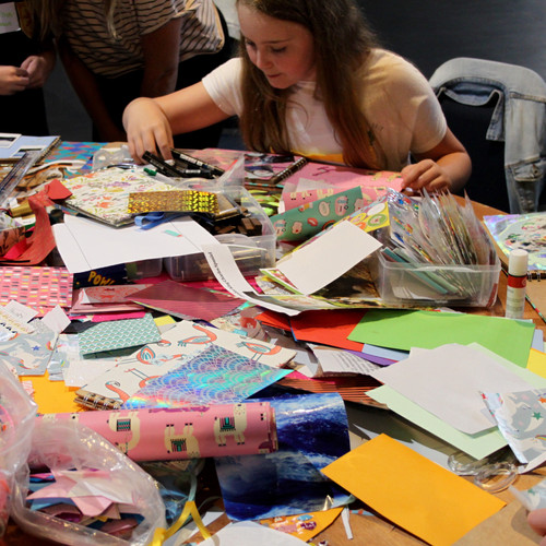 Scrapbooking Party