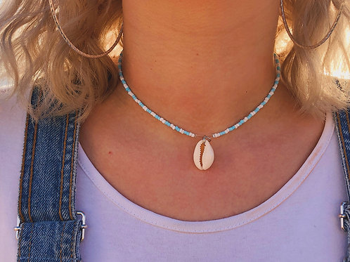 Sea Frost Necklace