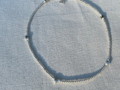The Silver Star Necklace
