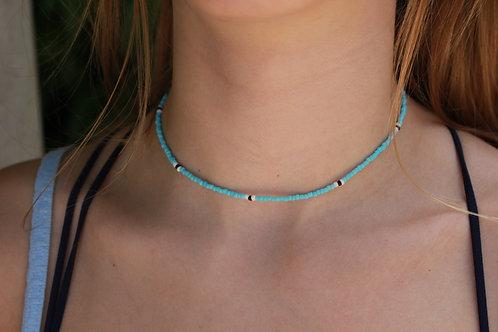 Blue Lake Necklace