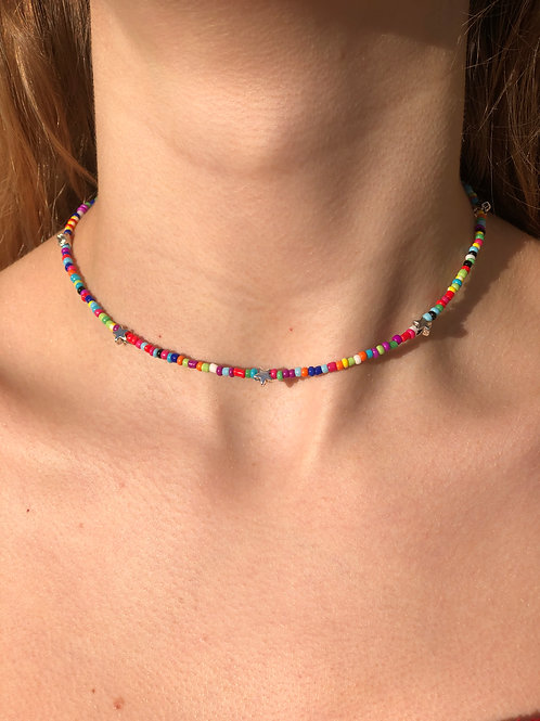 A Touch of Stars Necklace