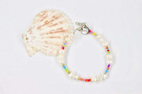 Summer mix Pearl Bracelet
