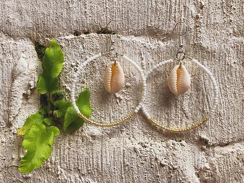 Shine Gold Earrings