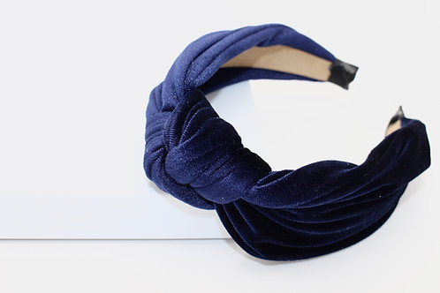 Midnight Velvet Headbands