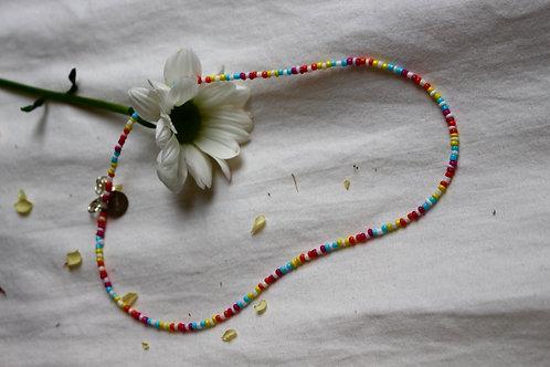 Summer Fun Beaded Necklace