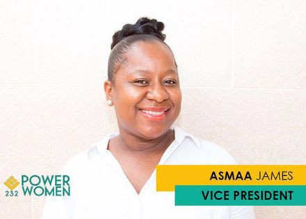 PowerWoman Asmaa James heads for Mandela Washington Fellowship for Young African Leaders