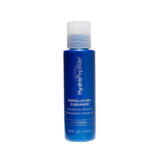 TRAVEL SIZE EXFOLIATING CLEANSER  50 ML
