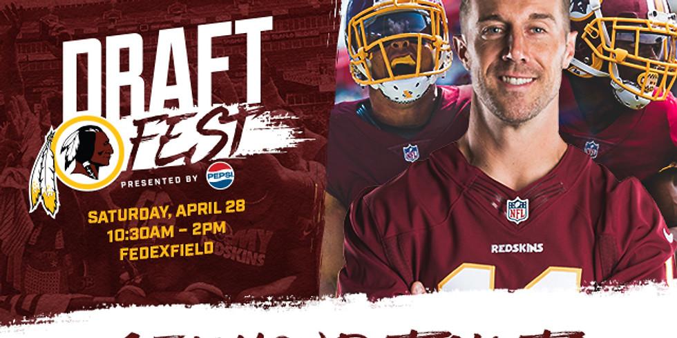 Redskins 2018 Draft Fest
